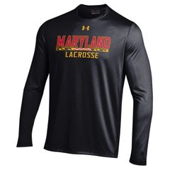 Maryland Lacrosse Long Sleeve Tee