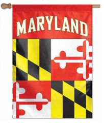 House Flag Maryland State Flag
