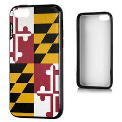 Maryland State Flag Phone Case