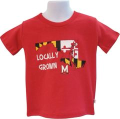 Maryland Locally Grown Child's Tee