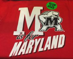 Maryland Toddler T-Shirt