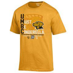 UMBC NCAA Cinderella Tee