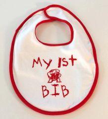 Maryland Terrapin Baby Bib