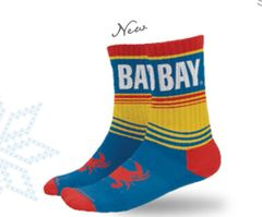 Old Bay Crew Socks
