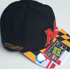 Maryland State Flag M Hat
