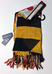 Maryland State Flag Lightweight Scarf