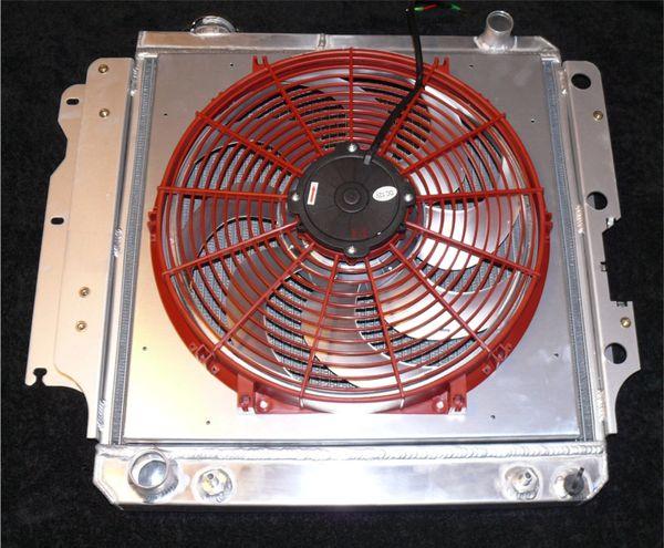 Jeep Wrangler Stage 3 Extreme System W Aluminum Radiator