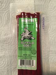 Buffalo Bob's Cajun Alligator Meat Sticks