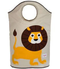 3 Sprouts Laundry Basket - Lion
