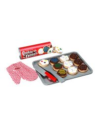Melissa and Doug Slice and Bake Wooden Cookie Set