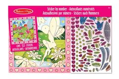 Melissa and Doug - Fairy Sticker by Number