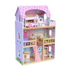 Primrose Cottage Large Wooden Dolls House