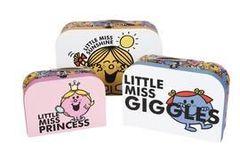 Triple Carry Case - Little Miss