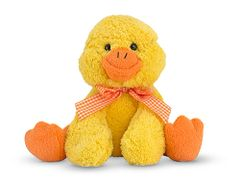 "Melissa and Doug ""quack"" duck"