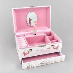 Musical Jewellery Box - Fairy Blossom