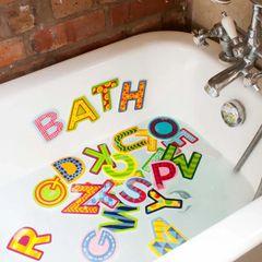Meadow Kids - Bathtime Stickers - Alphabet