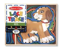 Melissa and Doug Lacing Pets