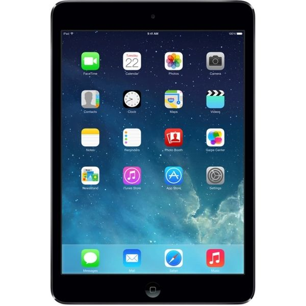 Apple® iPad Mini 2 with WI-FI 32GB - Space Gray/Black (ME277LL/A)