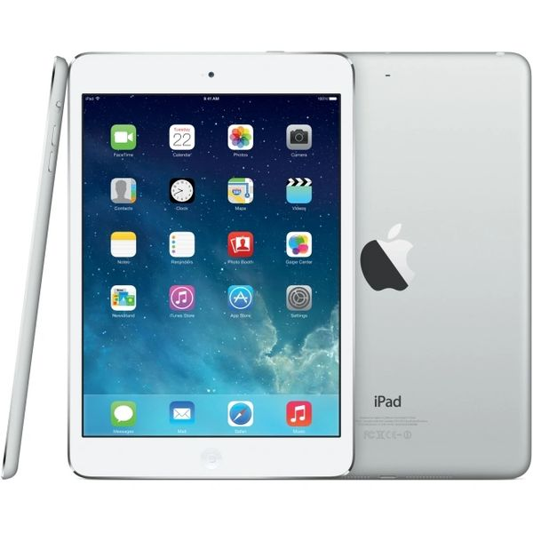 Apple® iPad Mini 2 with WI-FI 32GB - White/Silver (ME280LL/A)