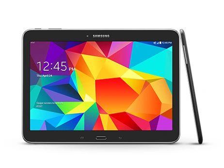 Galaxy Tab 4 10.1, Black (AT&T)