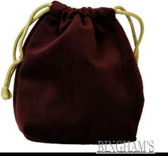 Velveteen Jewelry/Keepsake Bags