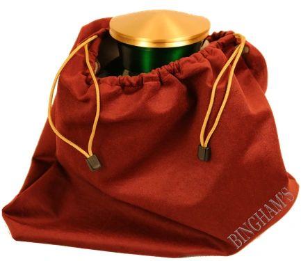 Traditional Design Velveteen Urn Bags