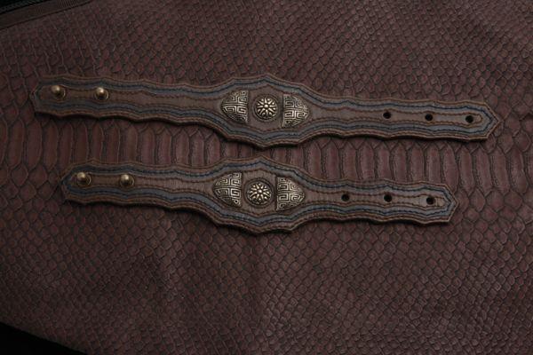 Leather Bracelet 1
