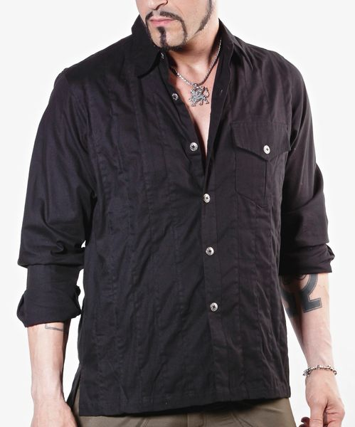 Long Sleeve Shirt 3 - BL