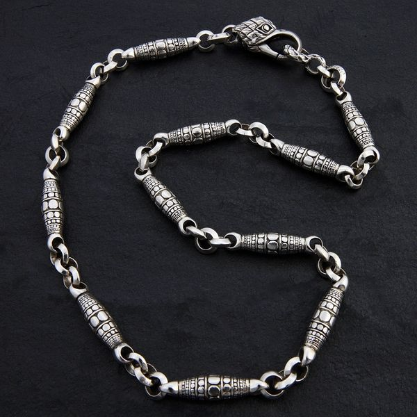 05. Geo-005 - SterlingSilver/Necklace