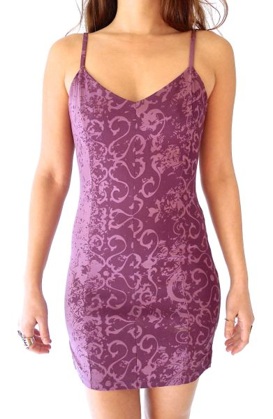 Dress 11 - Purple Dragon