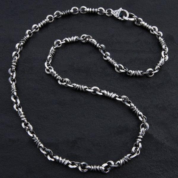 10. Geo-010 - SterlingSilver/Necklace