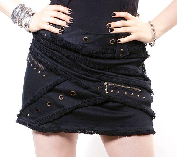 Skirt 1 - Moto Skirt