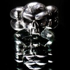 57. Skull - Sterling Silver Ring