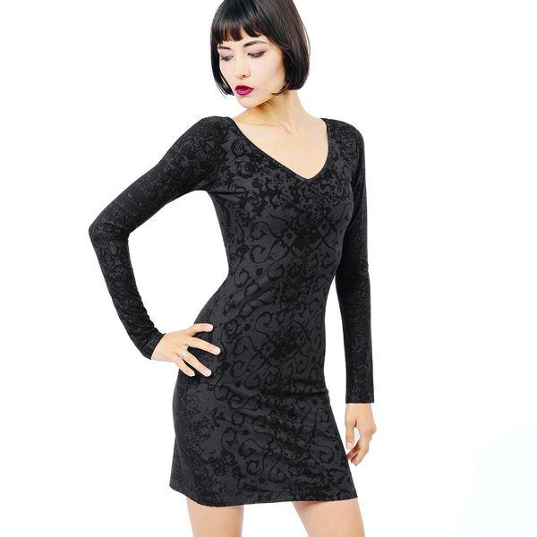 Dress 05 - Black Dragon