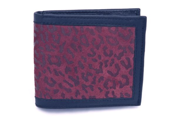 Cheetah - Leather Wallet - 4K