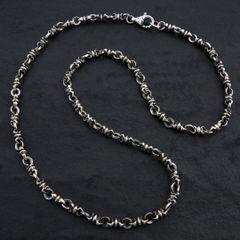 11. Geo-011 - SterlingSilver/Necklace