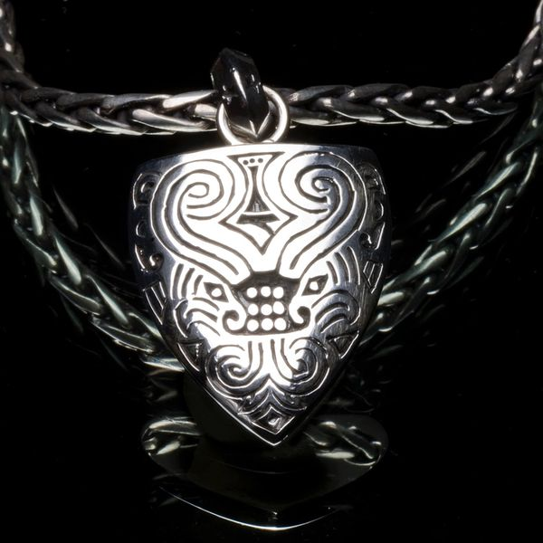 83. Ancient Design - Sterling Silver Pendant