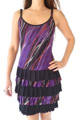 Dress 08 - Purple Rain