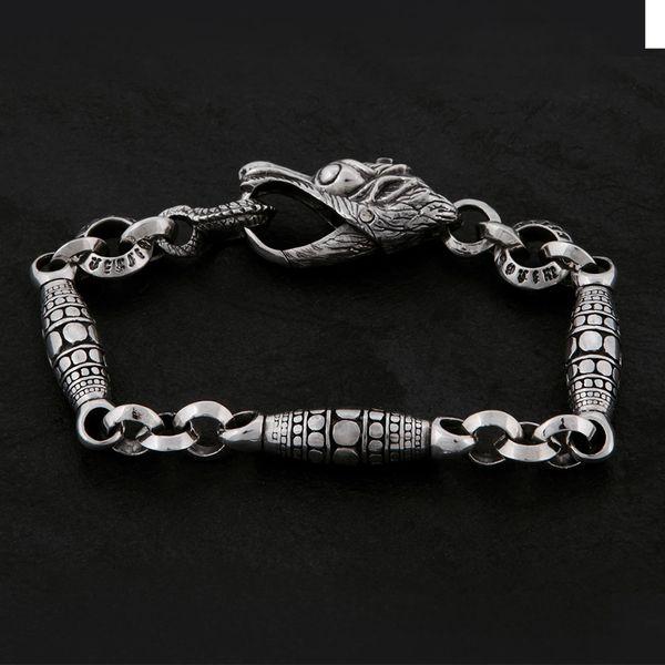 05. Geo-005 - Sterling Silver/Bracelet