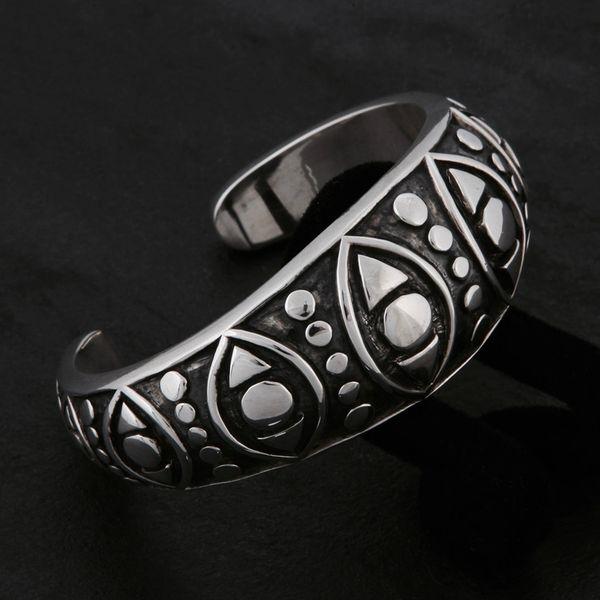 38. Geo-038 - Sterling Silver Bracelet