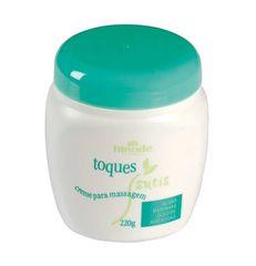 Toques Sutis Cream for Massage