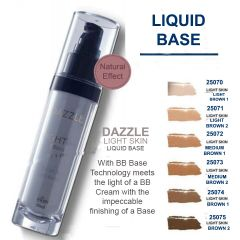 DAZZLE LIGHT SKIN LIQUID BASE