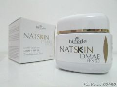 FACIAL CREAM WITH DMAE AND FPS 20