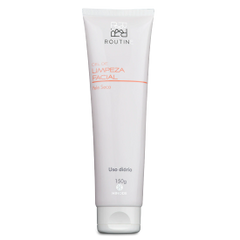 HINODE ROUTINE FACIAL CLEANSING GEL FOR DRY SKIN