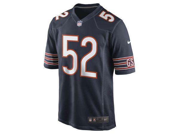 c8f98431b683 Nike NFL Game Jersey Chicago Bears Khalil Mack Jersey