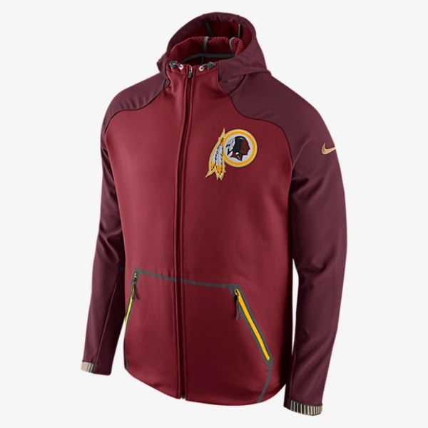 Nike NFL Championship Ultimatum Therma-Sphere Redskins Jacket  b2649353d