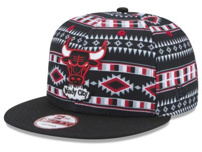 best website fbec9 a80e5 ... coupon code for new era 9fifty nba hwc tri all print chicago bulls  snapback cap.