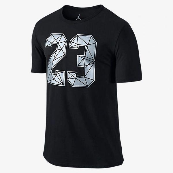 Jordan 23 fractal t shirt pure fire kicks for Kicks on fire t shirt