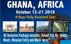 Ghana, Africa Trip