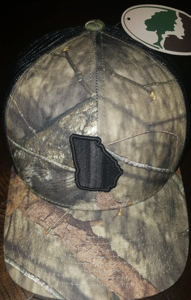 Mossy Sniper Trucker Cap